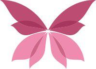 mariposa-rosa