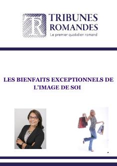 2013 - TribunesRomandes - Les bienfaits exceptionnels de l'image de soi