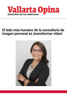 2014 - Vallarta Opina - El lado más humano de la consultoría en image personal es transformar vidas
