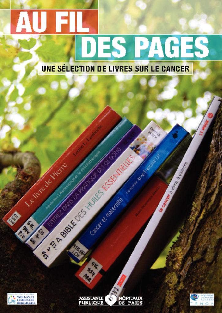 APHP - Sélection de livres sur le cancer - Savoir rester belle
