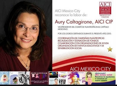 Aury Caltagirone - AICI Mexico City Chapter (Copier)